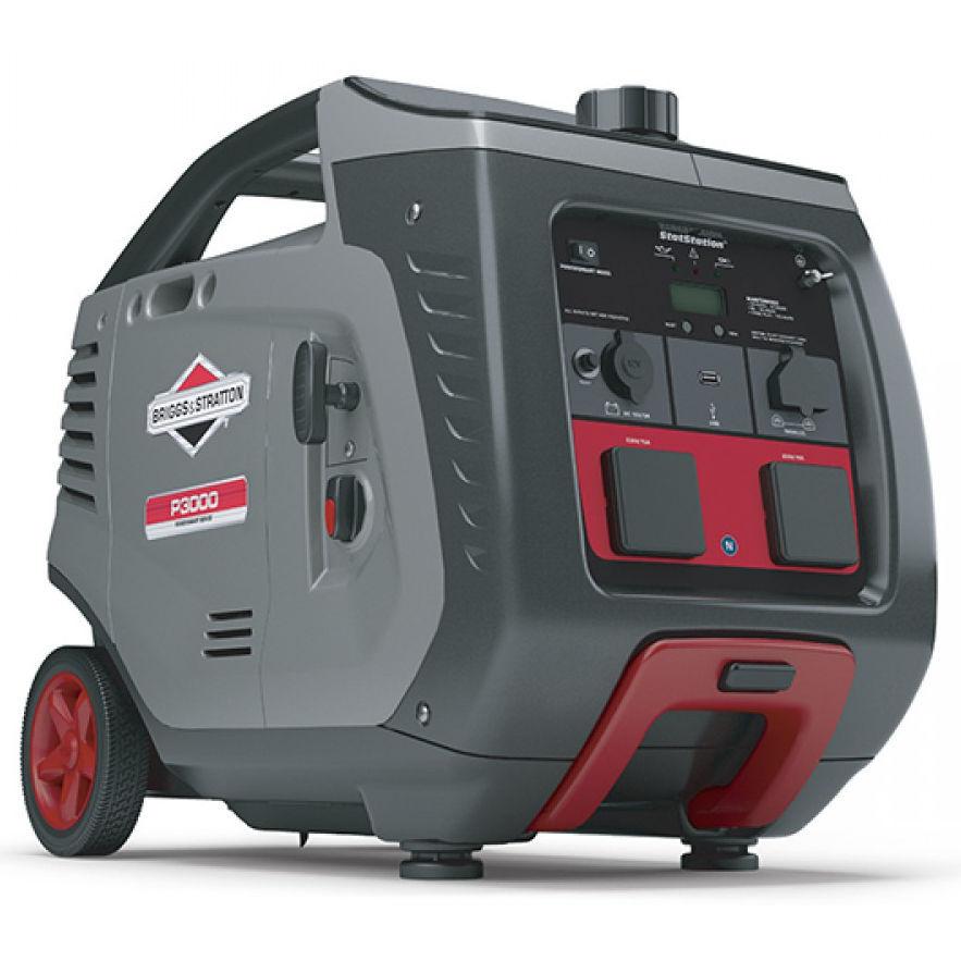 Генератор бензиновый инверторный Briggs & Stratton P3000 в Давлекановое