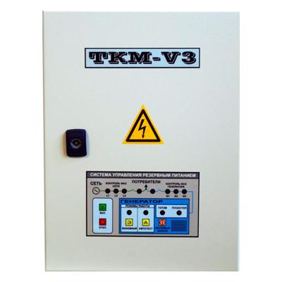 Автоматика ТКМ-V3 с ИУ3с + ПБ3-10 (EG5500) в Давлекановое