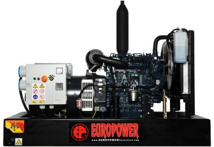 Генератор дизельный Europower EP 163 DE в Давлекановое