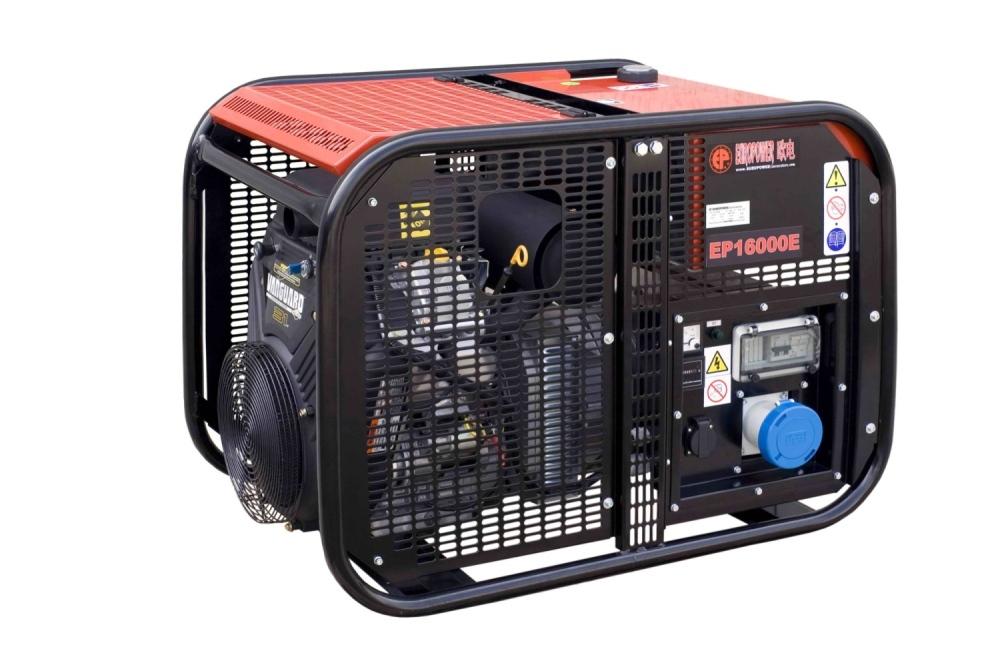 Генератор бензиновый Europower EP 16000 E в Давлекановое
