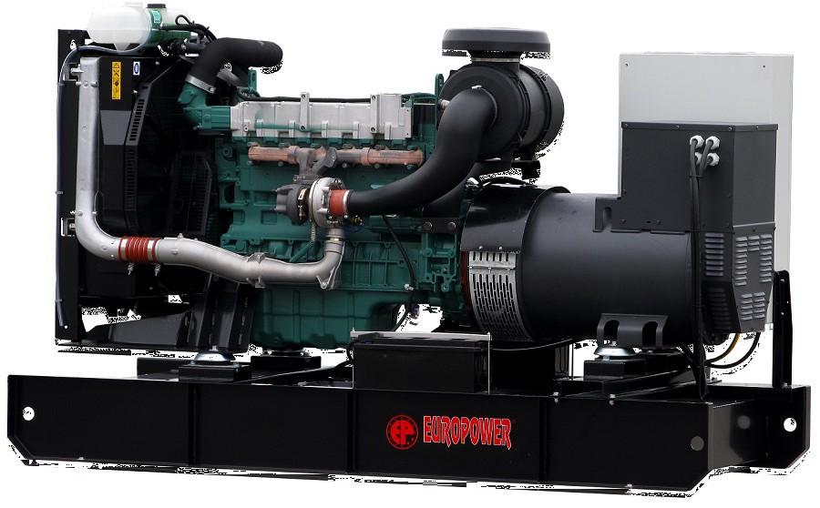 Генератор дизельный Europower EP 180 TDE в Давлекановое