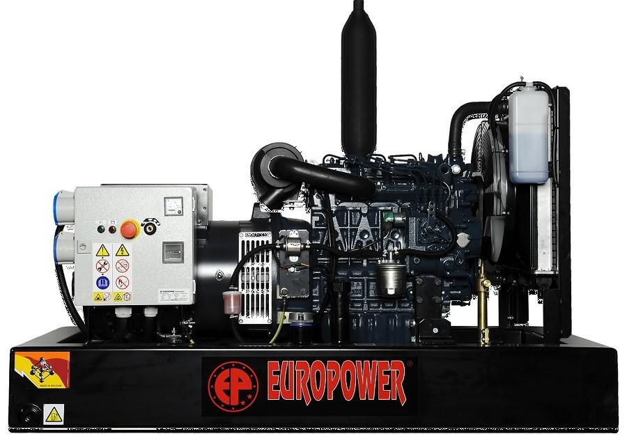 Генератор дизельный Europower EP 193 DE в Давлекановое