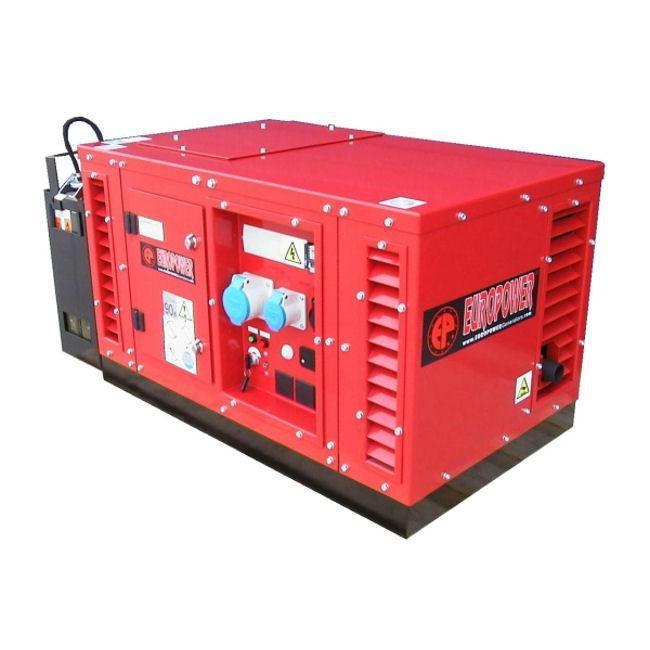 Генератор бензиновый Europower EPS 10000 E в Давлекановое