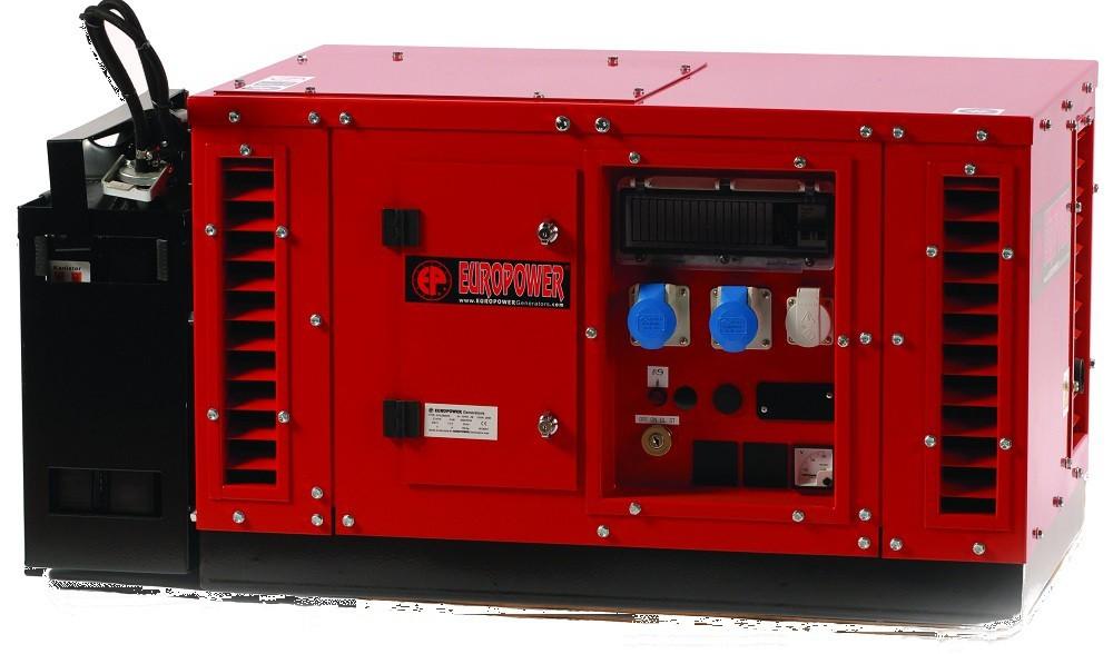 Генератор бензиновый Europower EPS 15000 TE в Давлекановое