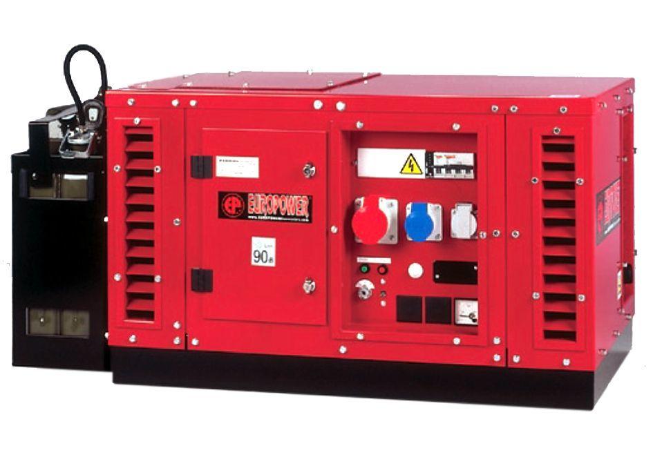 Генератор бензиновый Europower EPS 6000 E в Давлекановое