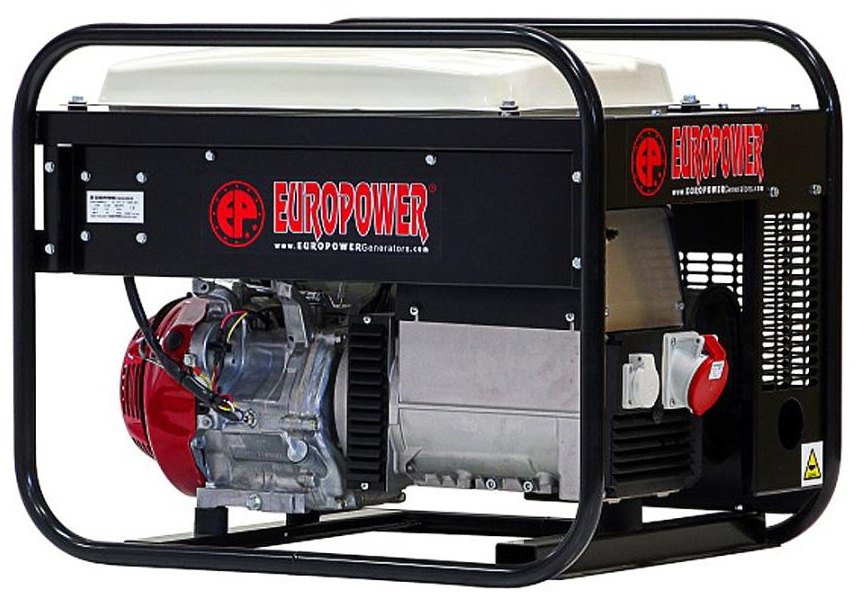 Генератор бензиновый Europower EP 6500 TLN в Давлекановое