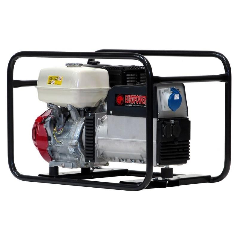 Генератор бензиновый Europower EP 7000 в Давлекановое
