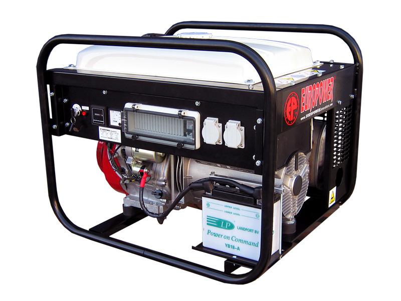 Генератор бензиновый Europower EP 7000 LE в Давлекановое