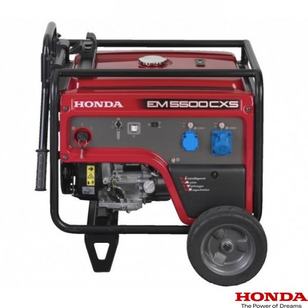 Генератор Honda EM5500 CXS 1 в Давлекановое