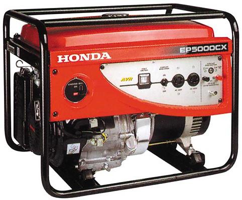 Генератор Honda EP5000 CX RG в Давлекановое