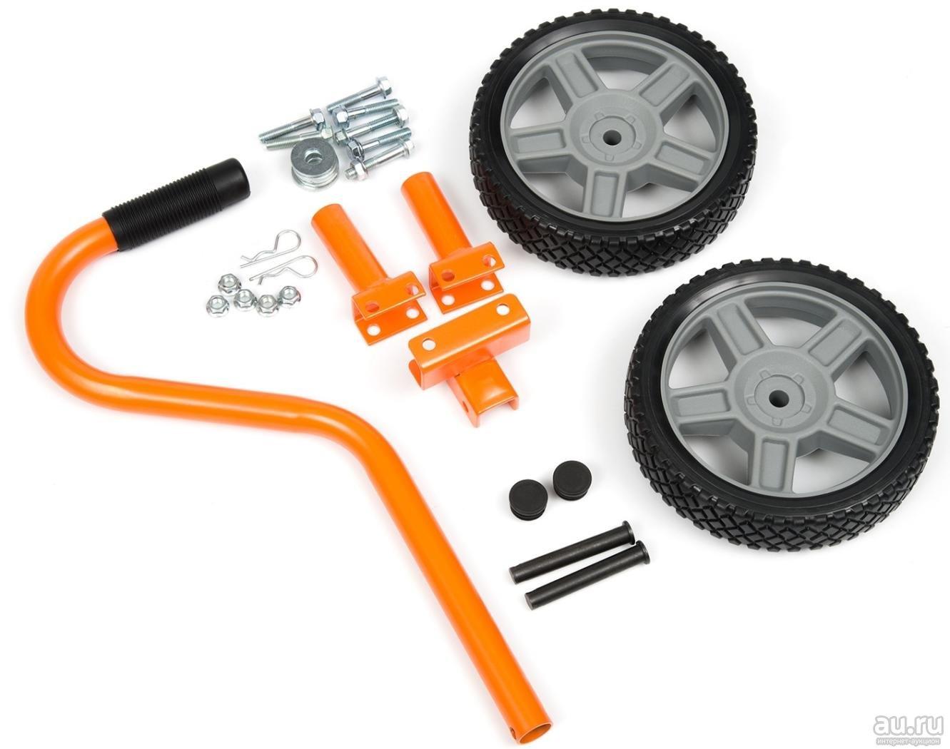 Комплект колес для генераторов ECT 7000 в Давлекановое