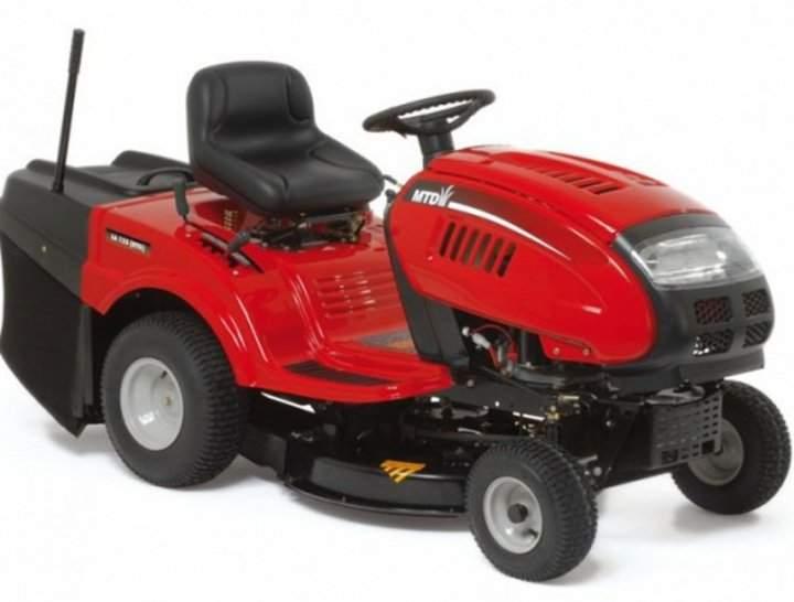 Садовый трактор MTD OPTIMA LE 175 H (SPECIAL) в Давлекановое
